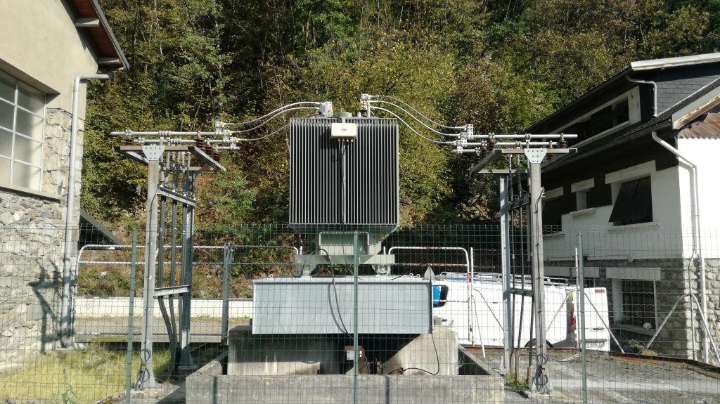 Installation d'un transformateur 5MVA